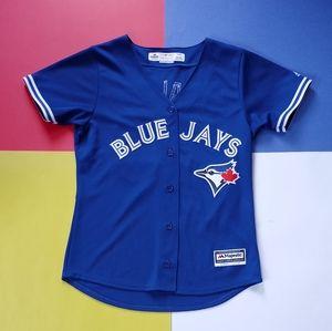 Women's Blue Jays #20 Josh Donaldson Jersey MLB